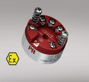 ترانسمیتر دما PR مدل 6350B
