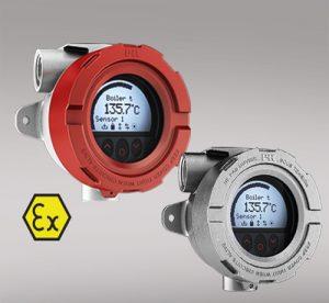 ترانسمیتر دما PR مدل 7501
