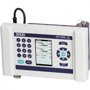 کالیبراتور فشار ویکا WIKA Model CPH6000