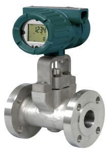 فلومتر ورتکس یوکوگاوا مدل digital YEWFLO vortex flow meter