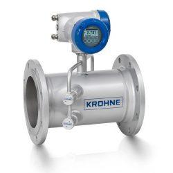 فلومتر التراسونیک کرونه KROHNE
